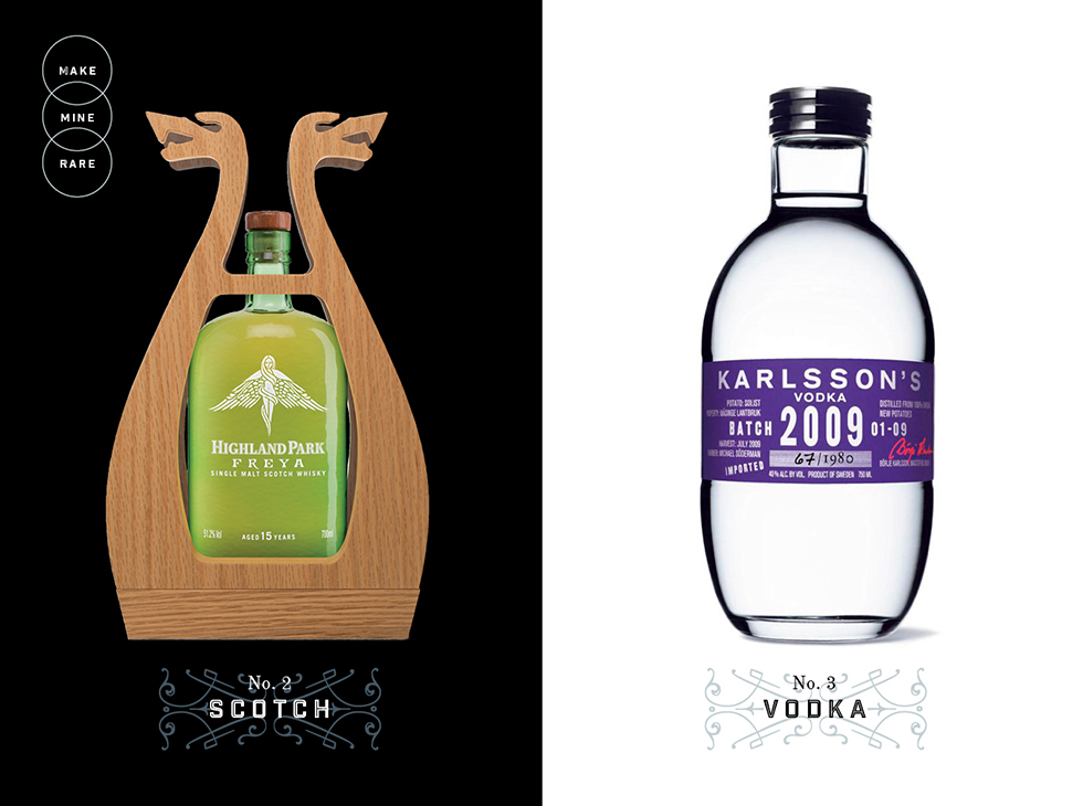 hobnobmag Rare and Limited-Edition Spirits