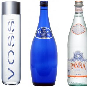 The Most Gorgeous Sparkling Mineral Waters for Your Party